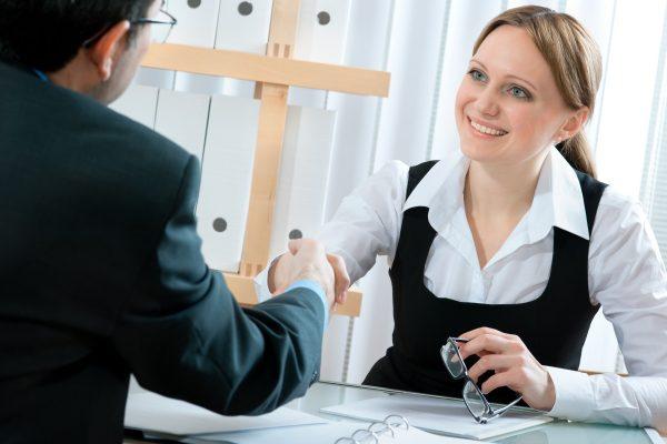 Ce greseli sa eviti in timpul unui interviu!