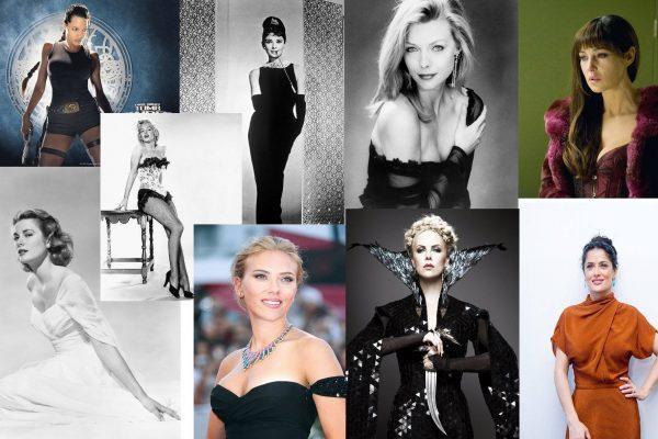 Actrite care au interpretat style icon-uri