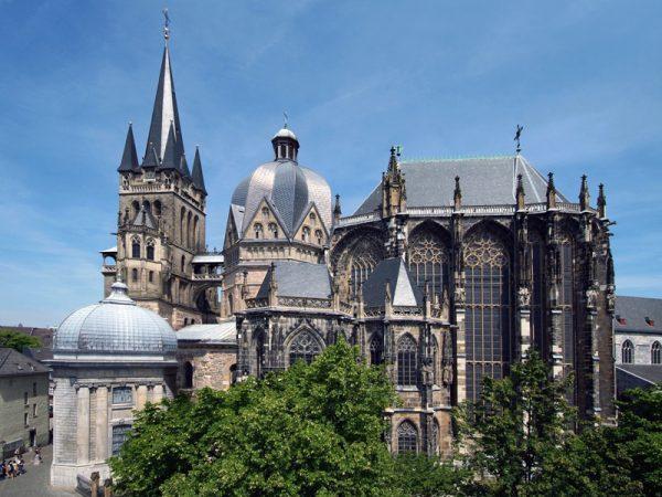 Catedrala din Aachen, Germania