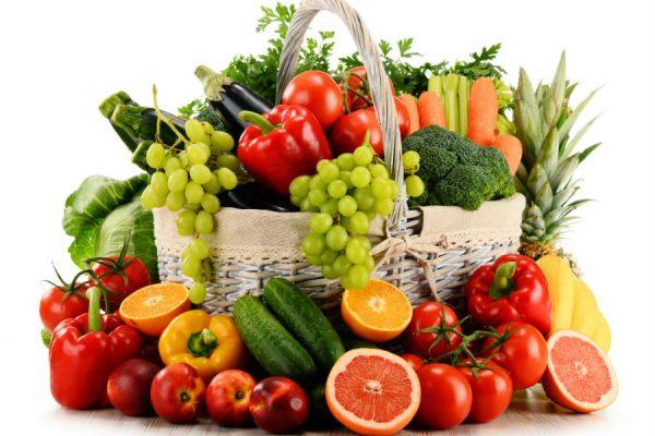 Conditiile pastrarii in stare proaspata a legumelor si fructelor